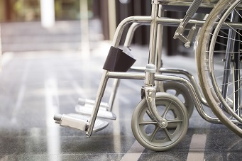 Mobilität durch Rollstuhl steigern