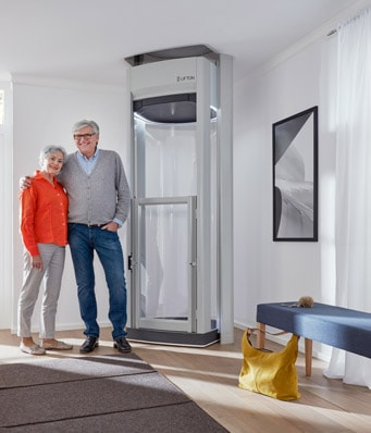 Homelift treppenlift for Alternative zum haus