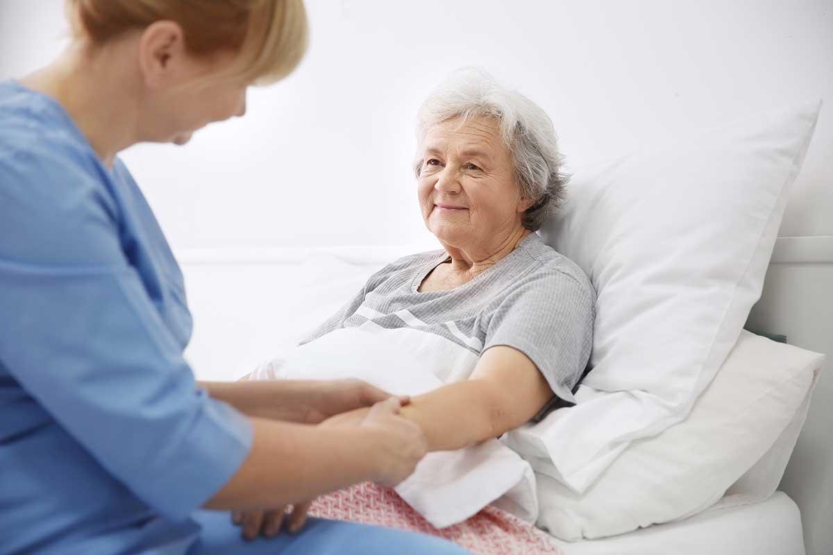 Ambulante Pflege durch Pflegedienst