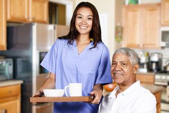 Unterstützung Pflegedienst