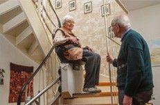 Treppenlifte für jede Situation
