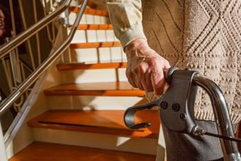 Treppenlift für Wendeltreppen