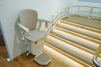 Gebrauchter Treppenlift