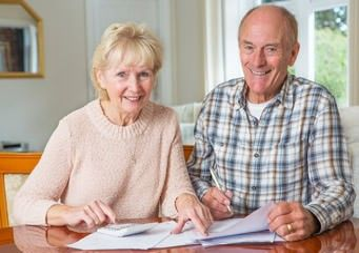 Gut aufgestellt bei Ihren Finanzen im Alter