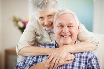 Bien sécurisé avec des finances dans la vieillesse
