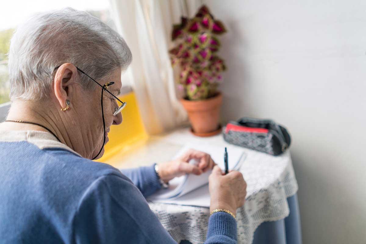 Demenz vorbeugen FINGER-Studie