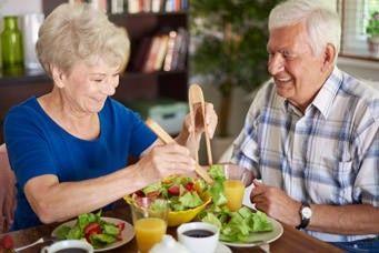 FINGER-Studie rät: Ernähren Sie sich gesund im Alter
