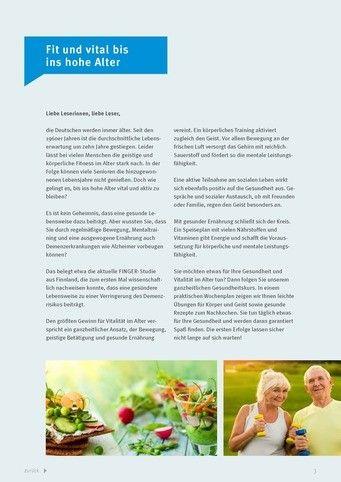 Fit und vital mit dem Gesundheitskurs für Senioren