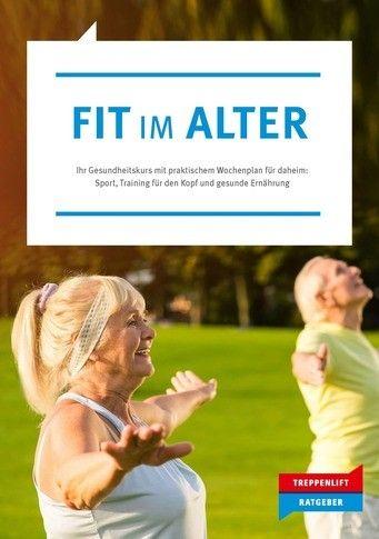 Fit und mobil im Alter mit dem Gesundheitskurs für Senioren