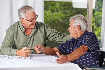 Mentale Fitness im Alter gemeinsam