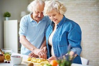 Ausgewogene und gesunde Ernährung im Alter
