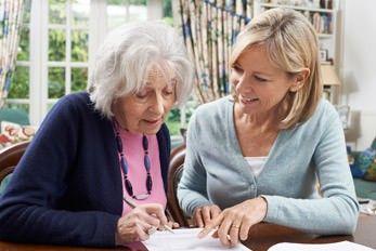 Leben im Alter: Dokumente zur Vorsorge
