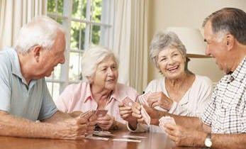 Leben im Alter zu Hause genießen