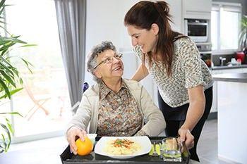 Pflegedienst Mahlzeit