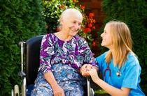 Pflegedienst für Senioren