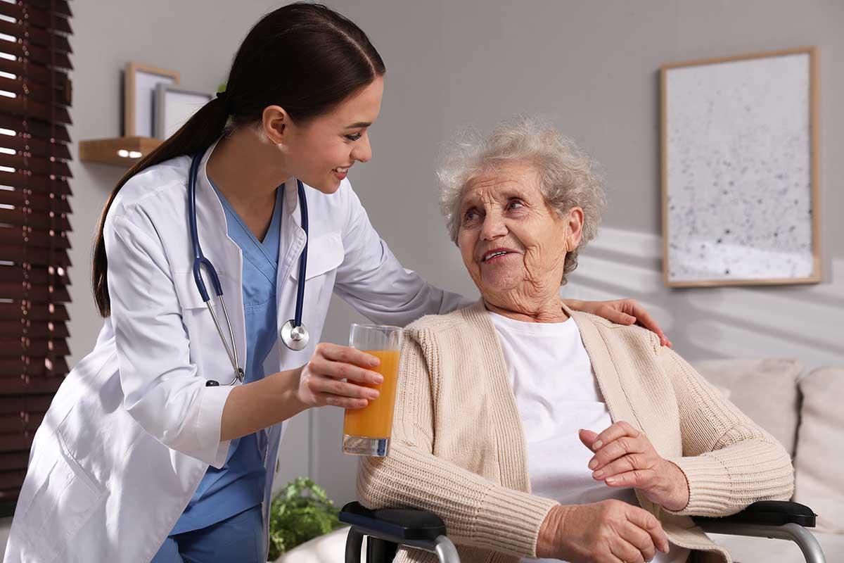 Pflegedienst finden
