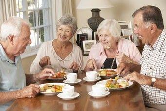 Senioren-WG Abwechslung