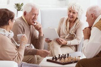 Senioren-WG kein Platz für Langweile