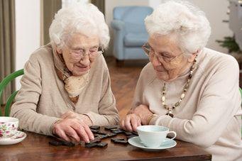 Senioren-WG Freundschaften