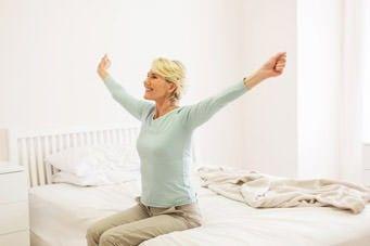 Das Bett als Möbel für Senioren