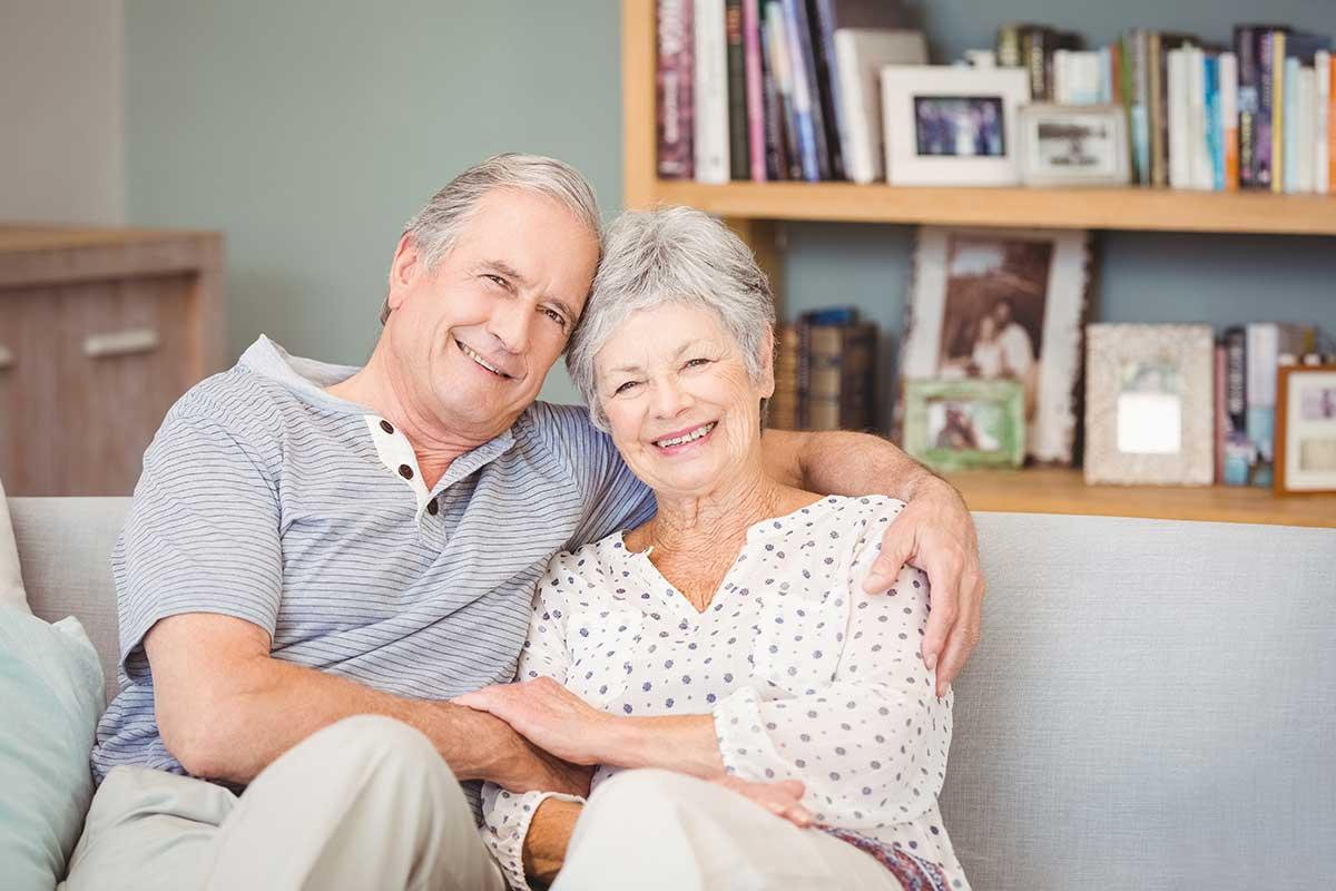 Seniorengerechte Möbel sind praktisch und stylisch.