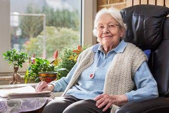 Sitzmöbel für Senioren