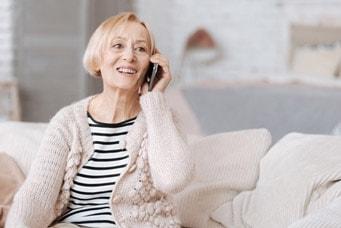 Seniorenhandys sind inzwischen Standard Seniorenprodukte