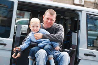 Mobiles Leben mit Behinderung
