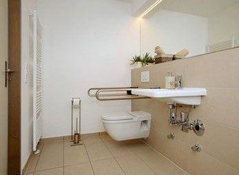 Wohnen mit Behinderung: Das barrierefreie Bad