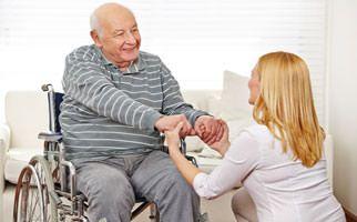 Wohnen mit Behinderung für alte Menschen