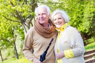 Ältere Menschen aktiv in unserer Gesellschaft
