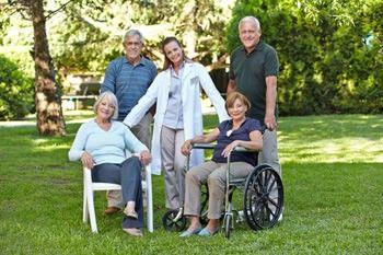Eine Wohngruppe mit amulanter Betreuung